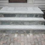 Blue Stone stairs after